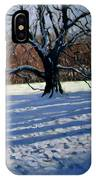 Large Tree IPhone Case