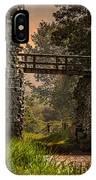 Last Bridge To Minas Tirith  IPhone Case