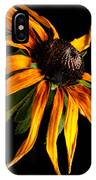 Last Day Of A Black-eyed Susan IPhone Case