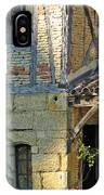 Last Light In Sarlat IPhone Case
