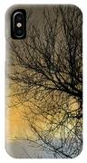 Last Light In The Storm IPhone Case