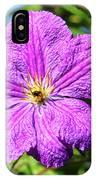 Last Summer Bloom IPhone Case