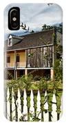 Laura Creole Plantation IPhone Case
