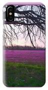 Lavander Morning IPhone Case