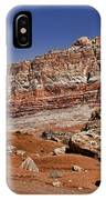 Layered Cliffs IPhone Case