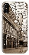 Leadenhall Market London With  IPhone Case