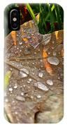 Leaf Beads IPhone Case
