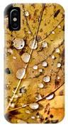 Leafwash IPhone Case