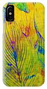 Leaves In The Jungle IPhone Case