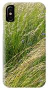 Leaves Of Grass IPhone Case