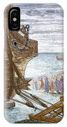 Legend Of Archimedes And The Lever IPhone Case