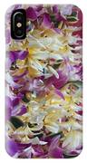 Leis  IPhone Case