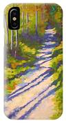 Lena Lake Trail 3 IPhone Case
