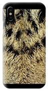 Leopard Eyes IPhone Case