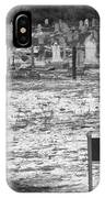 Leper Graveyard On Robben Island IPhone Case