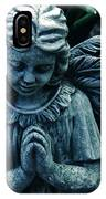 Lets Pray IPhone Case