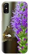 Liatris And Skipper IPhone Case