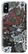 Lichen Abstract II IPhone Case