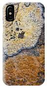 Lichen Pattern Series - 19 IPhone Case