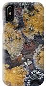 Lichen Pattern Series - 10 IPhone Case