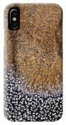 Lichen Pattern Series - 11 IPhone Case