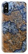 Lichen Pattern Series - 35 IPhone Case