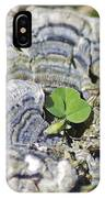 Lichen The Shamrock IPhone Case
