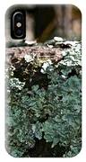 Lichens Lace IPhone Case