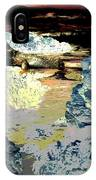 Life In The Tidepools IPhone Case