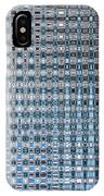 Light Blue And Gray Abstract IPhone Case