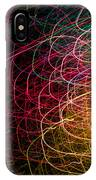 Light Painting 6 IPhone Case