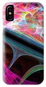 Light Speed IPhone Case
