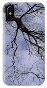 Lightening Branches IPhone Case