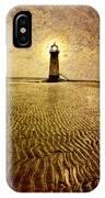 Lighthouse Grunge IPhone Case