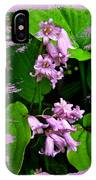 Lily Of The Valley - In The Pink #1 IPhone Case