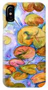 Lily Pad Time IPhone Case