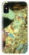Limestone With Fossils IPhone Case