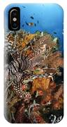 Lionfish, Indonesia IPhone Case