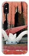 Little Antlers 1 IPhone Case