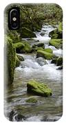 Little Creek 2 IPhone Case