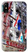 Little Italy In Color IPhone Case