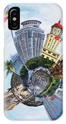 Little Planet - Manila IPhone Case