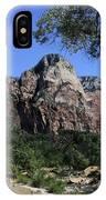 Little Virgin River - Zion National Park IPhone Case