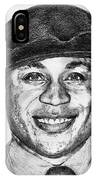 Ll Cool J In 2010 IPhone Case