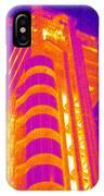 Lloyd's Of London, Uk, Thermogram IPhone Case