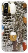 Lobsta Snow Net IPhone Case