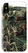Lobster Pots IPhone Case