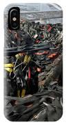Logistics Specialist Wraps Cargo Nets IPhone Case