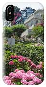 Lombard Street IPhone Case