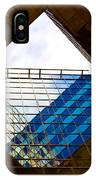 London Building Abstract IPhone Case